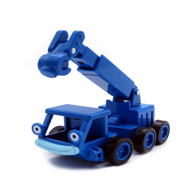 밥의 다이 캐스트 모델 빌더 차량 금속 트럭 장난감 자동차 어린이 선물 trix/sumsy/benny/lofty