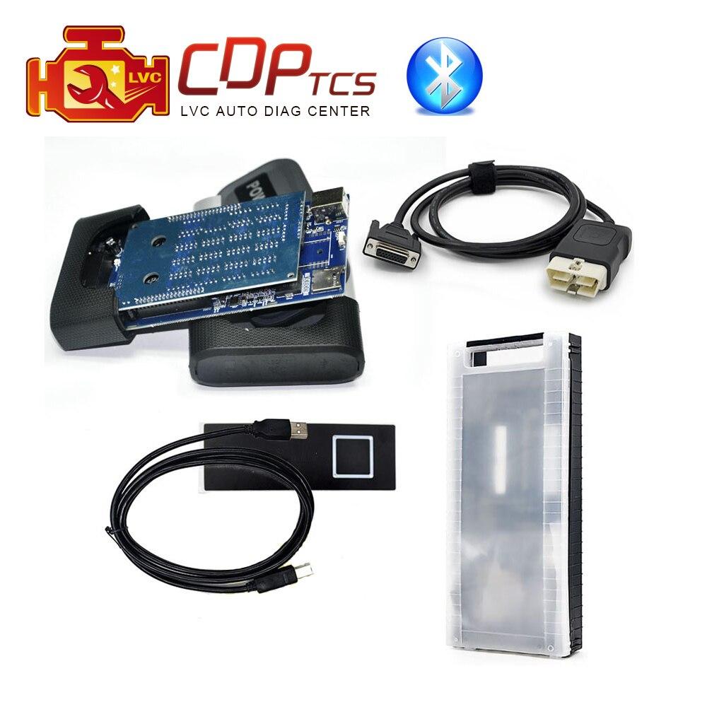 Prix pour Chaude CDP TCS plus Bluetooth 2015. R3 avec keygen logiciel OBD2 OBDII scan voitures et Camions outil de diagnostic même comme mvd multidiag pro
