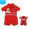 Baby Rompers 2017 Racing Baby Boys Clothes Summer Baby Clothing Sets Newborn Girls Clothes Roupa Bebes Infant Baby Jumpsuits