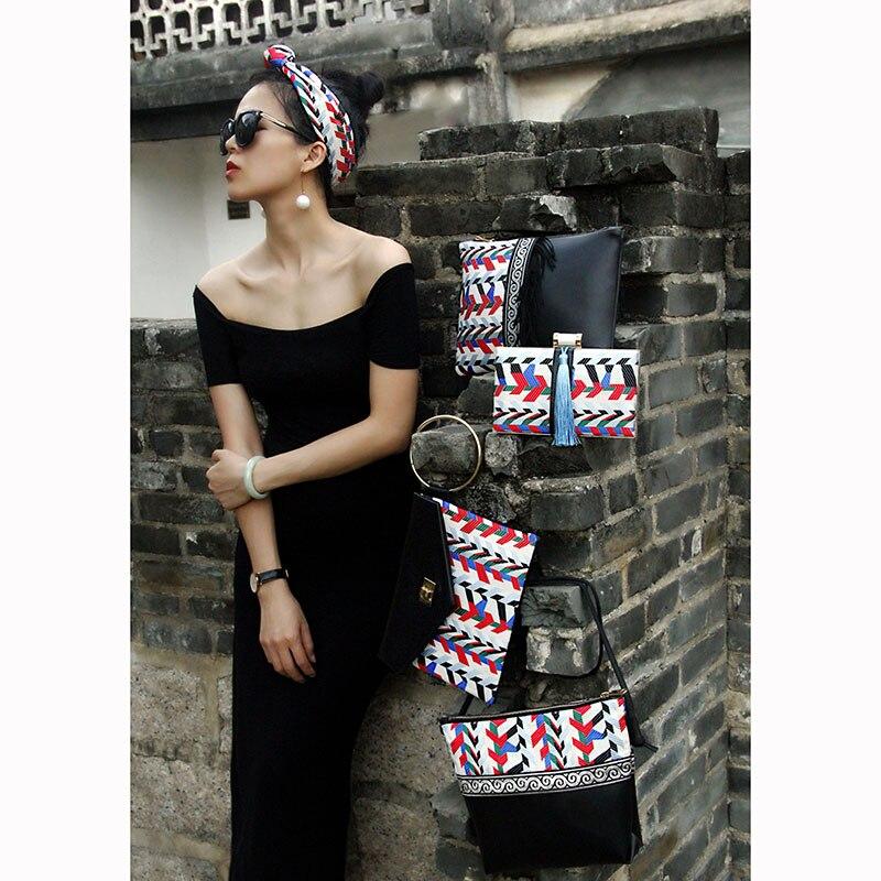 2018 Real Special Offer Bolsos Mujer Bolsas Feminina Original Design Retro Envelopes Round Personalized Handbags And Hand Bags.