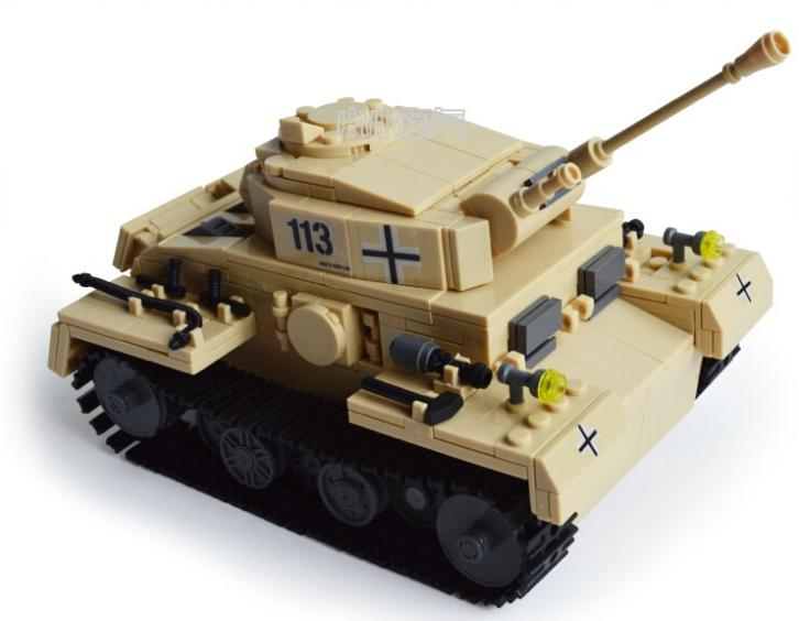 Germany Building Toys For Boys : Kids military toy fighter ww germany mark tank blocks