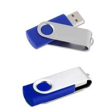 360 Rotation USB Flash Drive 16GB 32GB 64GB 128GB Memory Stick Laptop Notebook Pendrive Pen Drives Dropshipping