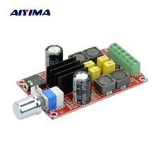 Aiyima TPA3116D2 Amplificador de Audio Clase D Estéreo de Doble Canal Amplificador Digital de Audio Junta 2*50 W