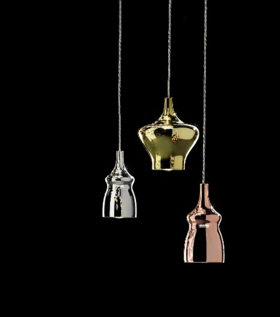 цена на Nostalgia Cluster 3 Lights  Dima Loginoff Studio Italia Design led  Pendant Light