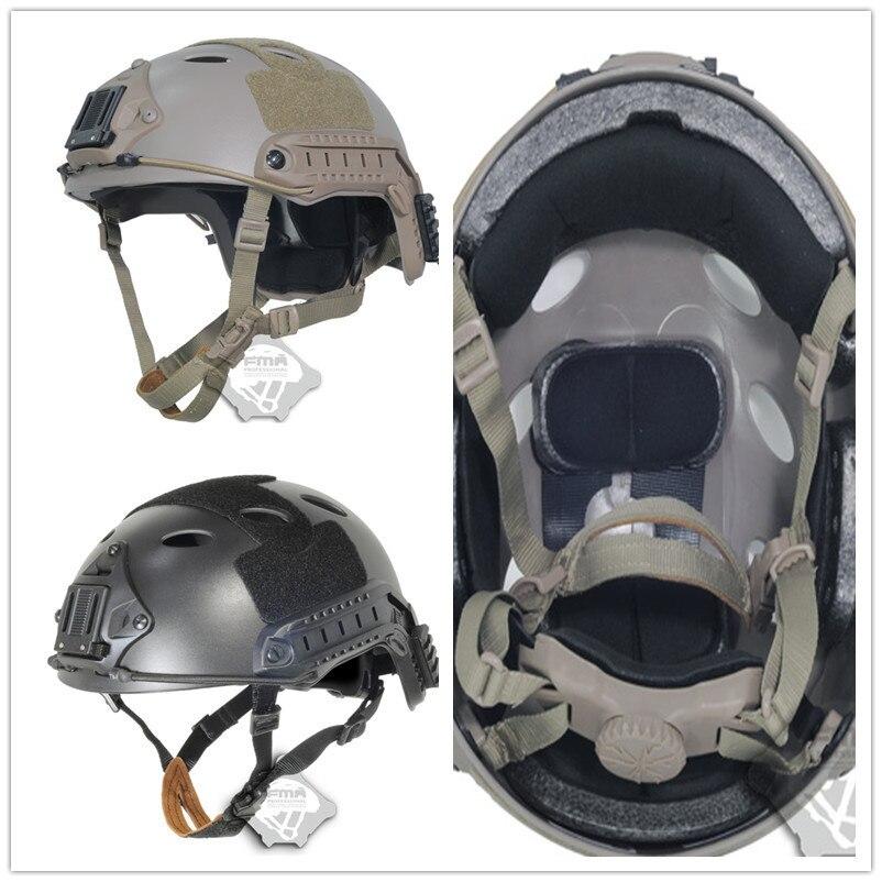 Airsoft FMA Toute vente Maritime RAPIDE Tactique Casque Saut Type De Protection casque Militaire Tactique airsoft casque drop Shipping