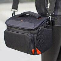 DSLR Camera Bag For SONY A9 A7RIII A7M2 A77 A65 A57 A900 A58 A99 A7R A290 A68 Alpha A7RII Waterproof camera Case shoulder bag