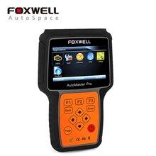 Foxwell NT614 Coche Motor ABS Airbag SRS Herramienta de Diagnóstico de Escaneo de Código de Error de Transmisión Universal OBD 2 OBD2 OBDII de Diagnóstico Auto