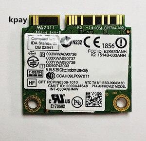 Image 2 - Double bande 450 Mbps Mini carte Wifi sans fil demi PCI e 633 ANHMW 6300AGN pour Intel 6300 802.11a/g/n pour ordinateur portable Acer/Asus/Dell