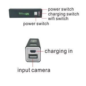 Image 3 - 1200P كاميرا ويب صغيرة واي فاي المنظار الأسلاك الصلبة مقاوم للماء HD كاميرا سماعة لاسلكية تعمل بالبلوتوث Borescope التفتيش الفيديو لأجهزة أندرويد iOS