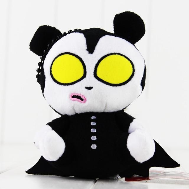 The Nightmare Before Christmas Jack Skellington Sally Lock keychain keyring pendant Plush Doll ToyDolls & Stuffed Toys
