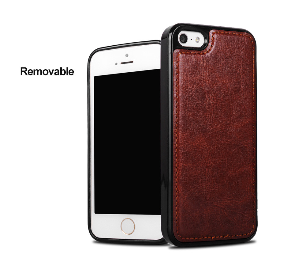 For-iPhone-5s-Case-2-in-1-Flip-Wallet-Card-Slots-PU-Leather-Cover-Case-For (4)