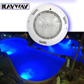 54W RGB pool light Swimming fountain lamps leds piscina 12V IP68 Aquarium underwater Wall mounted remote control decoration lamp