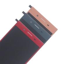 "5.5 ""Monitor LCD Original Para Sony Xperia XZ Premium G8142 E5563 Display LCD Assembléia Digitador para Sony Xperia XZP monitor + Ferramenta"