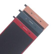 """5.5 """"Originale Per Sony Xperia XZ Premium G8142 E5563 Monitor LCD Digitizer Assembly per Sony Xperia XZP Display LCD monitor + Strumento"""