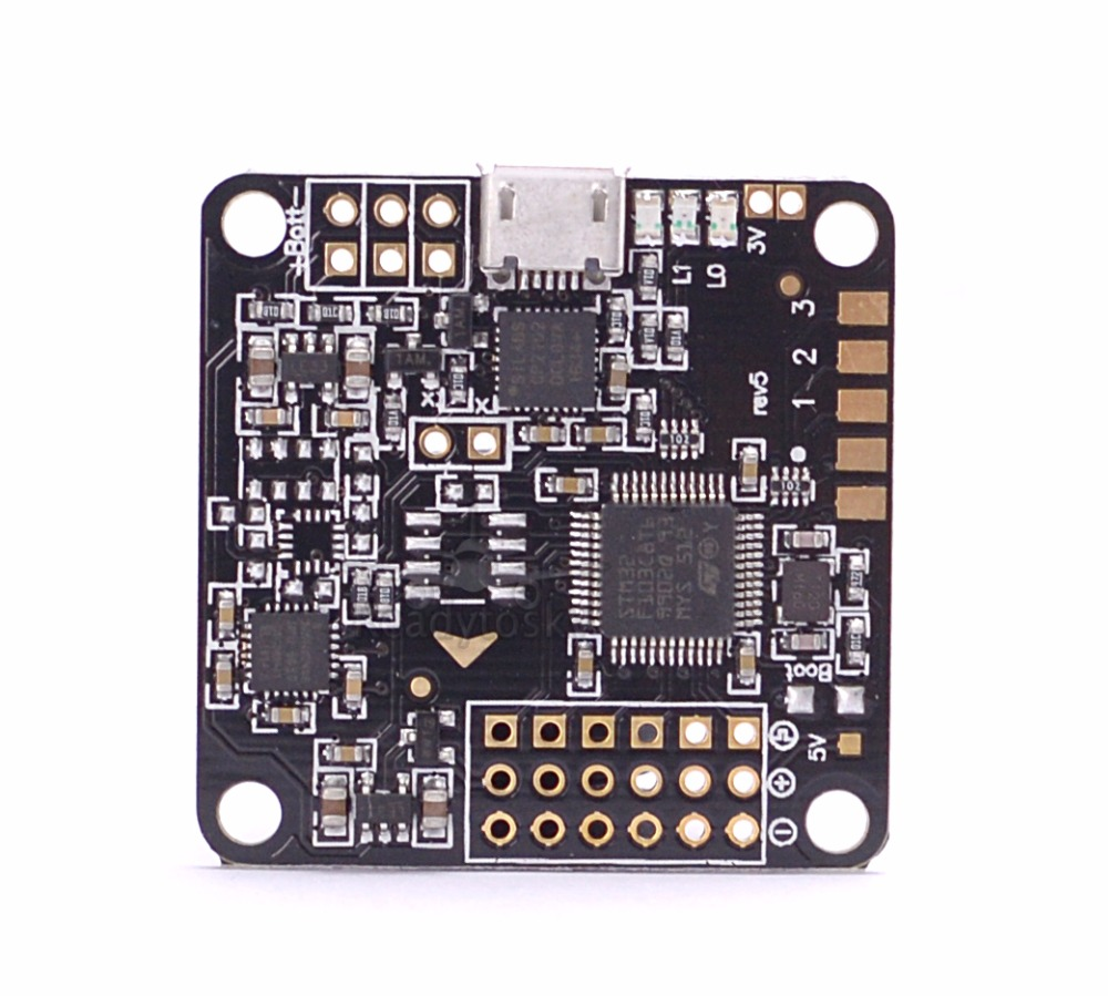 Naze32 Rev5 10DOF 6DOF Flight Controller & protetive case shell For  AfroFlight FPV 250 Quadcopter-in Parts & Accessories from Toys & Hobbies on  ...
