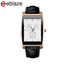 "Zeblaze Cosmo Bluetooth 4.0 Smart Watch MTK2502C Pedometer Heart Rate 1.61 "" IPS  256*320px Fitness Tracker Waterproof"