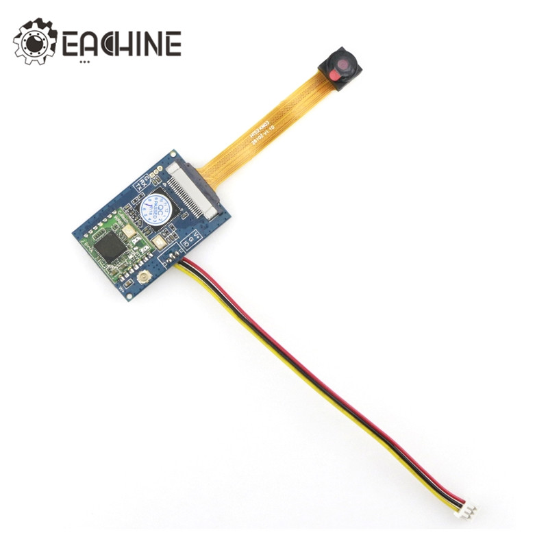 Eachine E31HW RC Quadcopter Spare Parts WIFI Board With 0.3MP Camera Transmittion For RC FPV Racing Camera Drone Accessories hot sale dm007 rc quadcopter spare parts receiver board for rc camera drone accessories