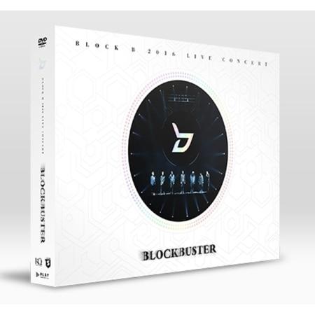BLOCK B - 2016 LIVE CONCERT BLOCKBUSTER Release Date 2017.02.27 got7 1st concert fly in seoul final release date 2017 05 26