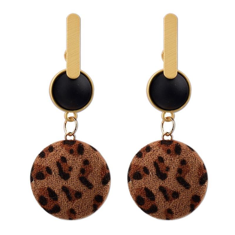 Drop earrings A130-1