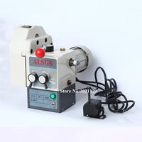 Free Shipping ALSGS AL 206X LNo.6 Milling Machine Power Feed 6 speed 380V Mechanical Power Feed for 6# Milling Machine