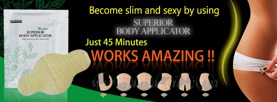 5 pcs Neutriherbs Body Applicator Skin Tightening, Firming Cream It Works to Stretch Marks Removal Weight Loss 4