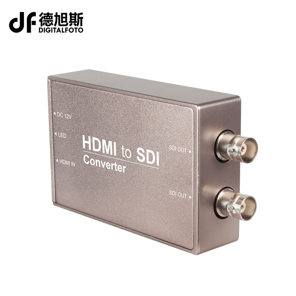 Seetec HDMI to SDI Mini Broadcast Converters Professional 3G-SDI Connections Converter HTS connections