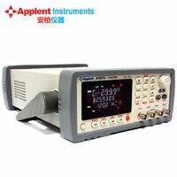 Comprar Medidor LCR digital de alta precisión AT817D 50Hz-100Ka Hz 10 puntos L C R Z D Q nuevo