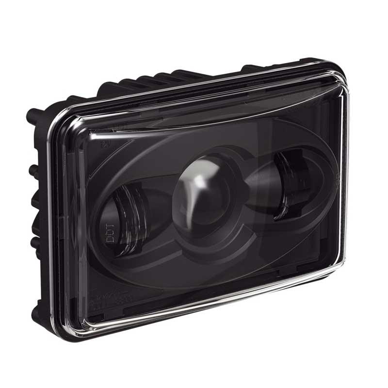 4х6 дюйма прямоугольный проектор светодиодный фары герметичные для Большегруз Кенворт Т800 Т400 Т600 W900B/Л тележек