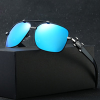 Hot Money Men S Polarized Sunglasses Colorful Polarizing Sunglasses Polarization Sunglasses Women Mirror