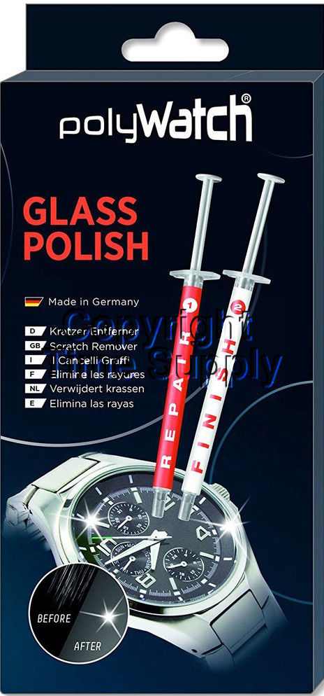 Polywatch High-tech Scratch Remover Glass Polish 1 Pc Latest Technology Watch Accessories Watches