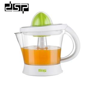 Image 2 - DSP KJ1006 elektryczna sokowirówka owoce narzędzia warzywne plastikowe wyciskacz elektryczny sokowirówka do pomarańczy naciśnij wyciskacz instrukcja sokowirówki
