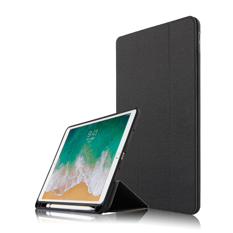 For Apple iPad Pro 10.5 inch Case 2017 new PU Leather Smart Cover With Pencil Holder Auto Sleep/Wake For iPad Pro 10.5 A1701 9 case for ipad pro 10 5 ultra retro pu leather tablet sleeve pouch bag cover for ipad 10 5 inch a1701 a1709 funda tablet case