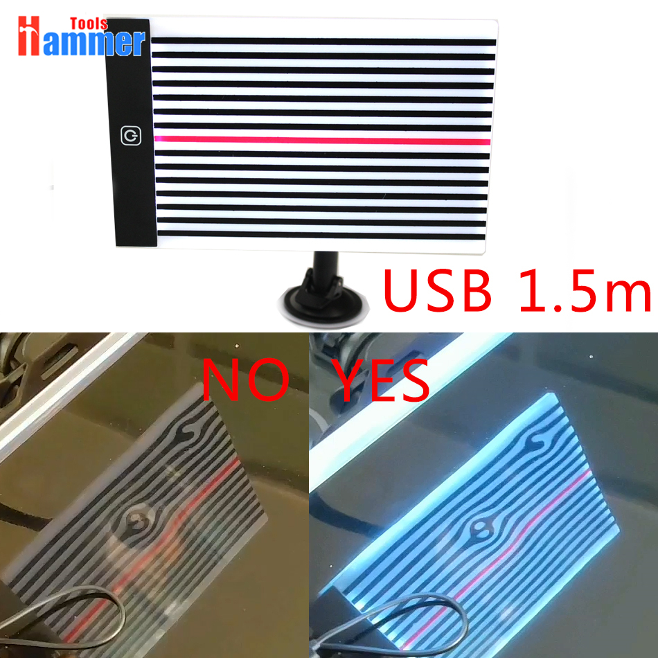 Auto Body Lamp Paintless Dent Repair LED Light PDR Tools LED Lights PDR Lamp Professional Dent Light For Engineer