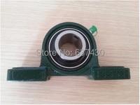 2 unids/lote UCP205 25mm cojinete de bloque de almohada con carcasa montada para piezas de CNC