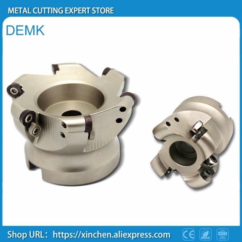 Milling discs EMR 5R 160 40 -8T 160mm CNC machine tool knifeInsert the carbide blade RPMT/RPMW1003