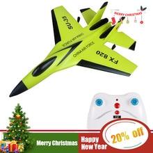 FX-820 2.4G 2CH Remote Control SU-35 Glider 290mm Wingspan E