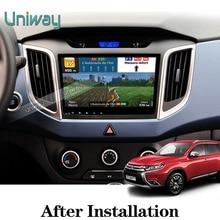 AIX251060 uniway 2G + 16G android 6.0 auto dvd für Hyundai creta ix25 2014 2015 2016 2 din autoradio player gps navigation