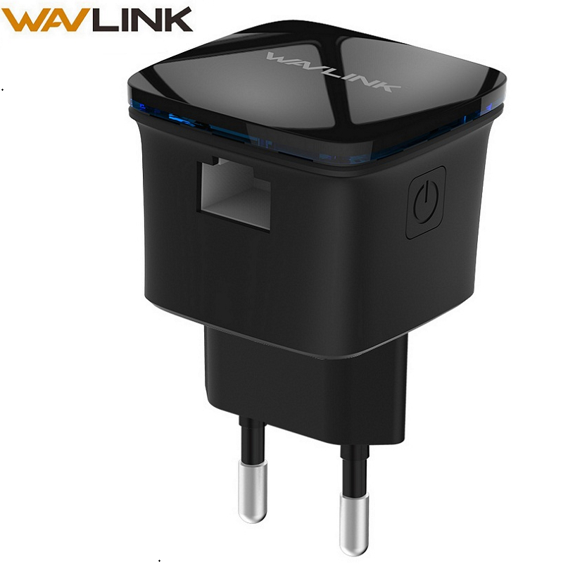 Wavlink Mini Wireless WIFI Repeater 300Mbps network Wifi Booster Signal Amplifier Range Extender Wifi Router Repeater EU/US plug цена