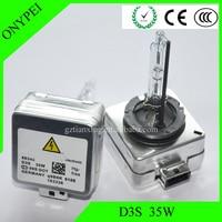 High Quality Brand New 12V D3S HID Auto Light Source Headlight Lamp Bulb 2pcs 35W 4300K