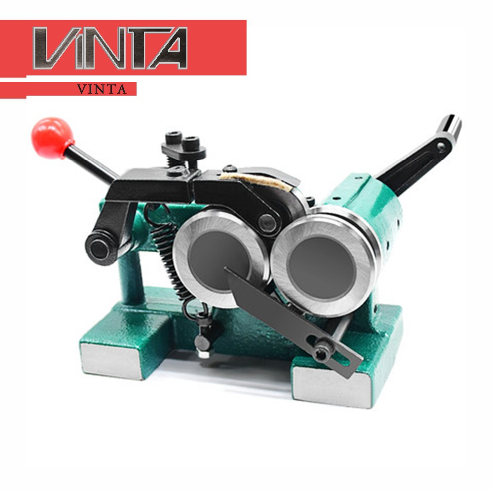 CNC High Precision PGA Punch Former Manual Grinding Machine For Live Center Processing Cocentric Circle Storm Cnc Machine Sigara