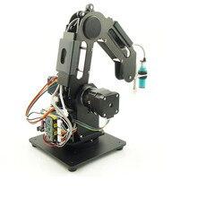 Механическая рука манипулятора промышленный робот 3 оси планетарного замедления шаговый двигатель. Специально разработанный для производства
