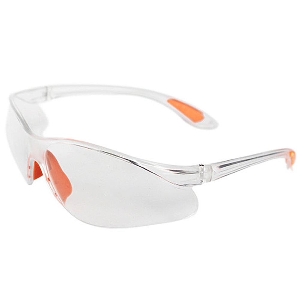 Windproof Dustproof Eye Protection Protective Safety Riding Goggles Vented Glasses Work Lab Dental(China)