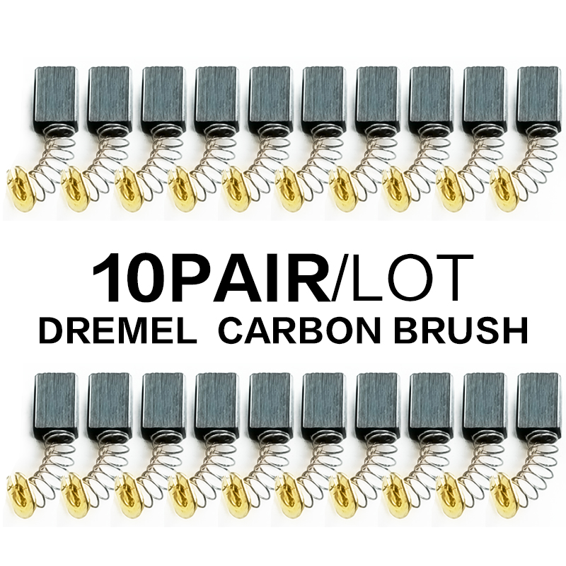 Carbon Brush for Dremel multipro drill Rotary hand drilling grinding machine engraving pens carbon-brush dremel accessories