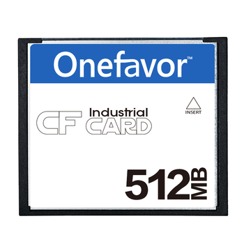 onefavor 512MB CompactFlash CF Memory Card With Free Card Case