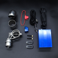 OBD Vacuum Pump Valve Exhaust Cutout Valve 3.0inch OBD Variable Remote & Rotate Speed Control Sounds