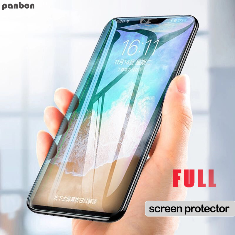 Soft Hydrogel Film For Motorola Moto G7 Plus/ G7 Power Screen Guard Protector Nano Film For Moto G7 Power  G7+