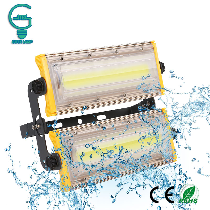 LED Flood Light 150W 100W 50W 220V Waterproof Outdoor Floodlight 85V-265V for Garden Wall Lamp LED Projecteur Exterieur Lighting 30% off 2pcs ultrathin led flood light 50w black ac85 265v waterproof ip66 floodlight spotlight outdoor lighting free shipping