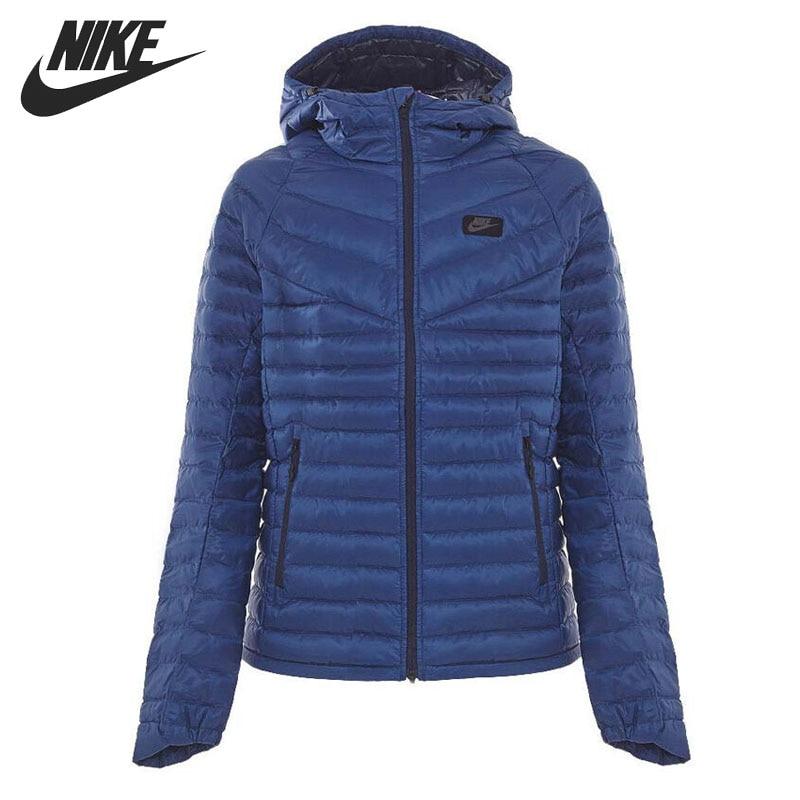 Original NIKE M NSW JKT HD DN FLL AOP GUILD Men's Down Coat Hiking Down Sportswear