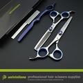 """6"""" left handed hairdressing scissors left hand hair scissors for lefty scissors for left handed cutting lefty thinning shears"""