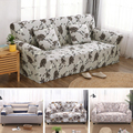 Universal size 1/2/3/4 seater Printing stretch sofa cover sofa covers slipcovers love-seat Couch cover furniture home decoration